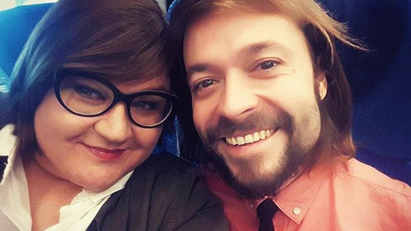 Dominika Gwit i Wojciech Dunaszewski