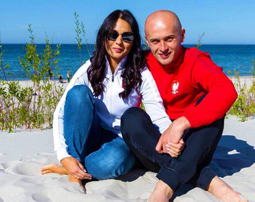 Dominika Pazdan i Michał Pazdan