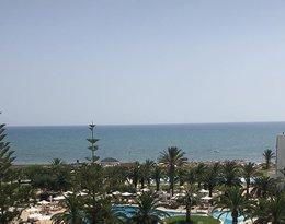 Dominika Tajner w Tunezji