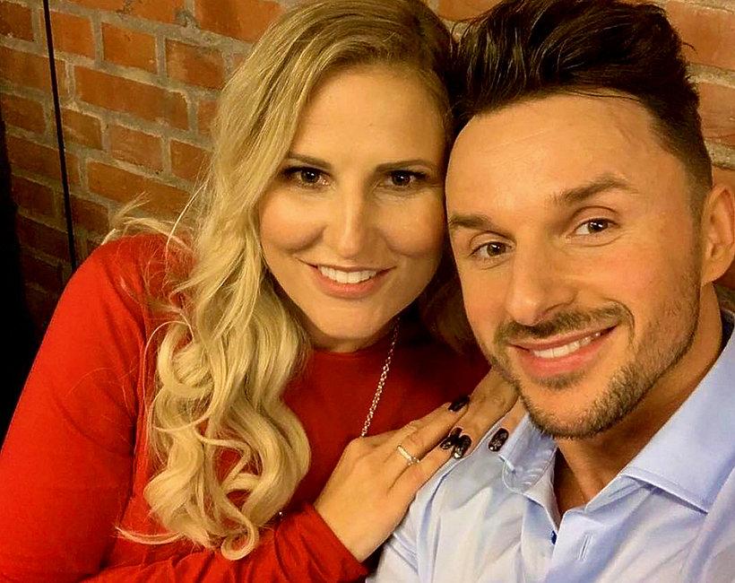 Dominika Tajner-Wiśniewska i Qczaj