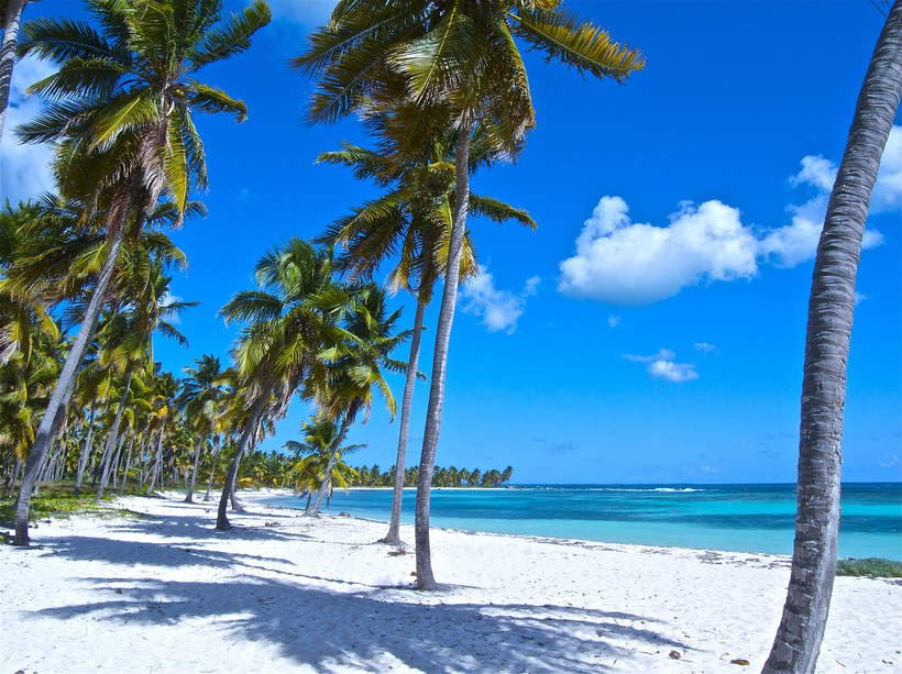 Dominikana, majówka 2021