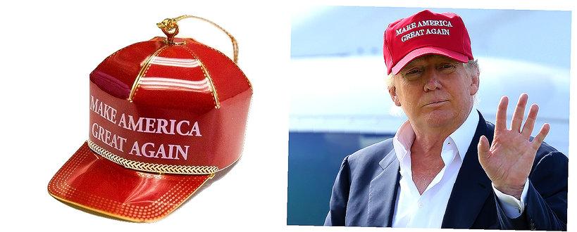 Donald Trump czapka