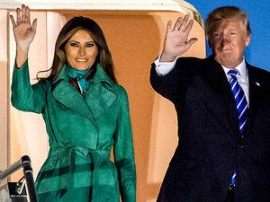 Donald Trump i Melania Ttrump