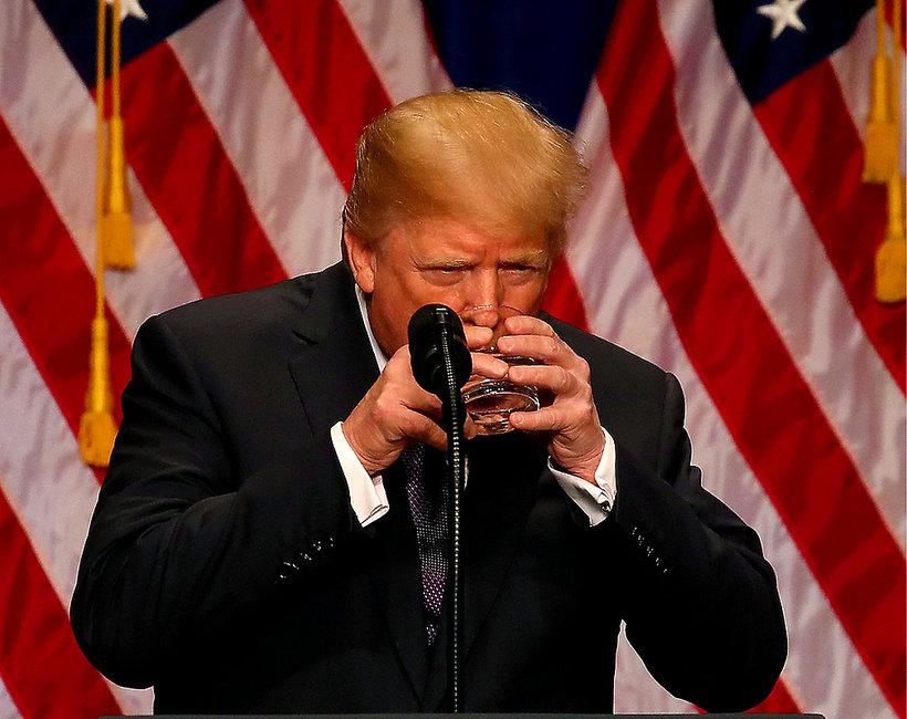 Donald Trump JAMNIK
