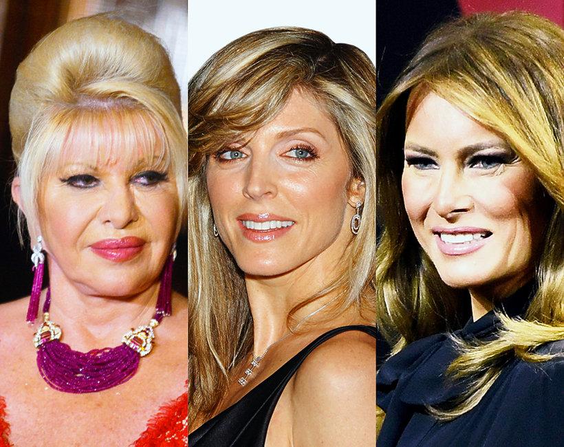 Donald Trump, Kobiety Donalda Trumpa