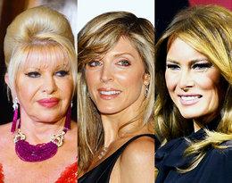 Ivana, Marla, Melania – trzy żony Donalda Trumpa. Dlaczego zdecydowały się trwać u jego boku?