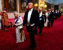 Śpiący Trump, uwodzicielskaCamilla i... obrażony Harry, czyli wpadki na królewskim dworze!