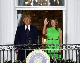 Donald i Melania Trump wyprowadzą się z Białego Domu. Wiadomo dokąd