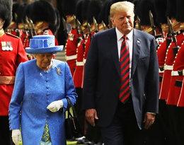 Skandal po wizycie Donalda Trumpa w Wielkiej Brytanii.Pałac Buckingham tylko pogorszył sprawę...