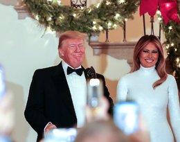 Donald Trump, Melania Trump, święta w Białym Domu