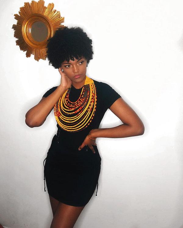 Dorcas Kasinde, Miss Africa 2019