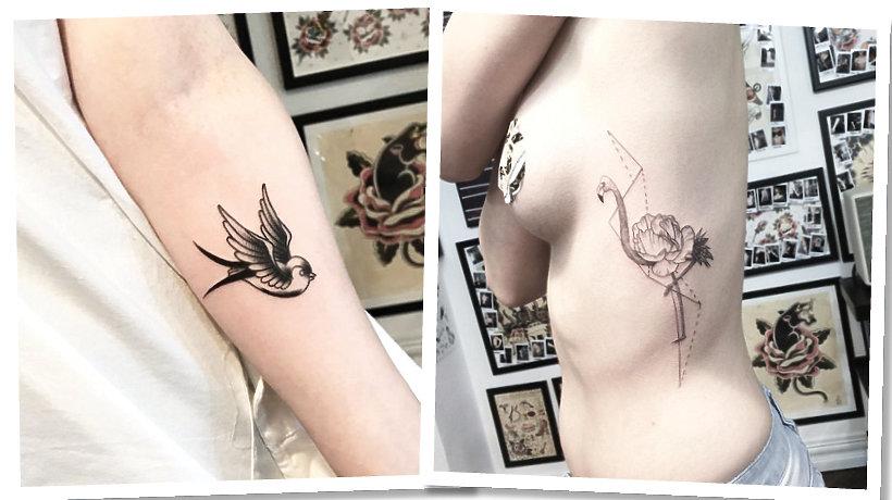 Dorian Lehmann Tattoos