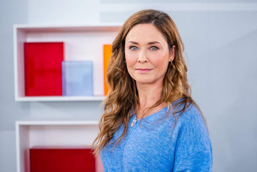 Dorota Naruszewicz wraca do zawodu. Aktorka o rozstaniu z mężem
