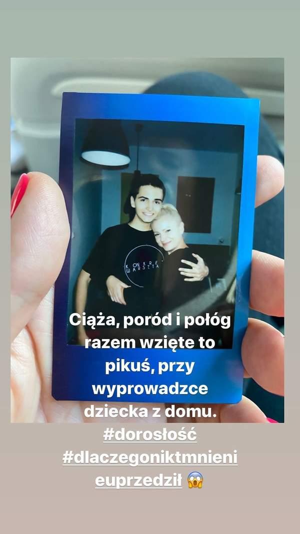 Dorota Szelągowska, Antoni Sztaba