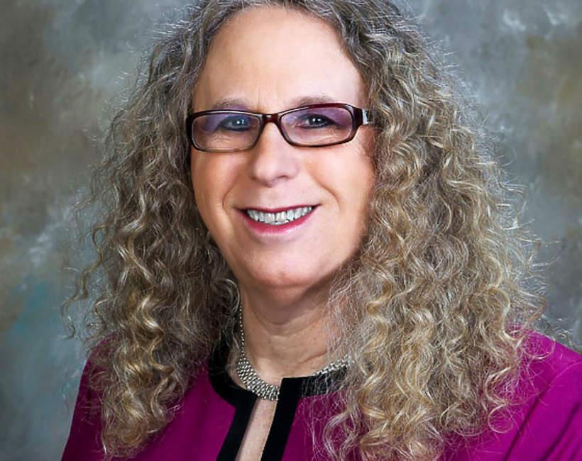 Dr. Rachel Levine, zastępczyni sekretarza ds. zdrowia USA, 2021