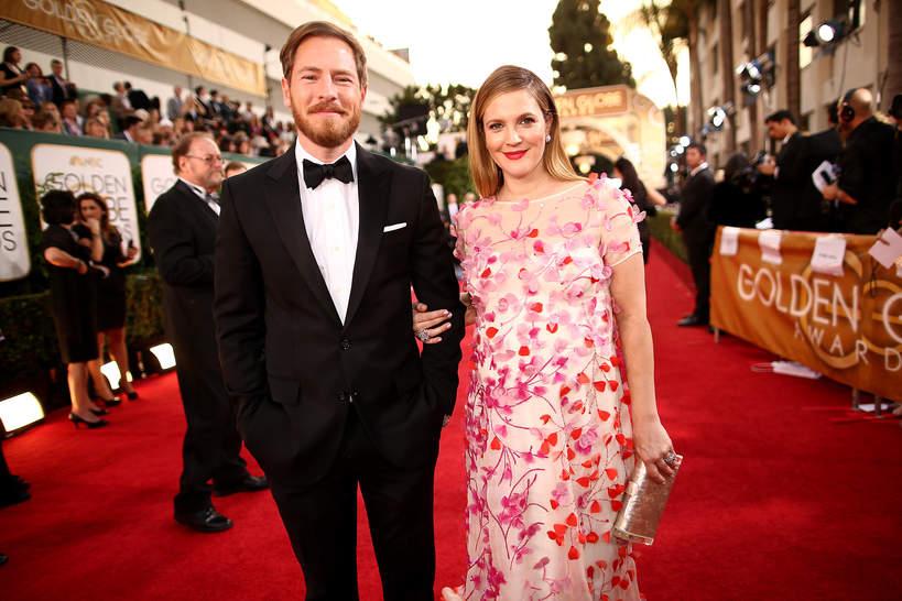 Drew Barrymore mąż