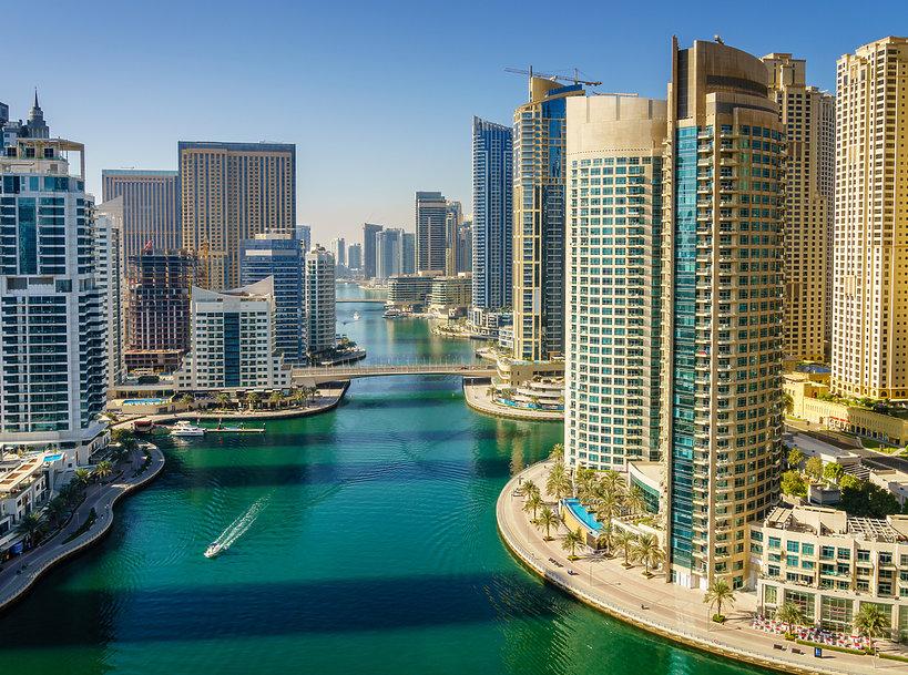Dubaj, jak wygląda w 2019