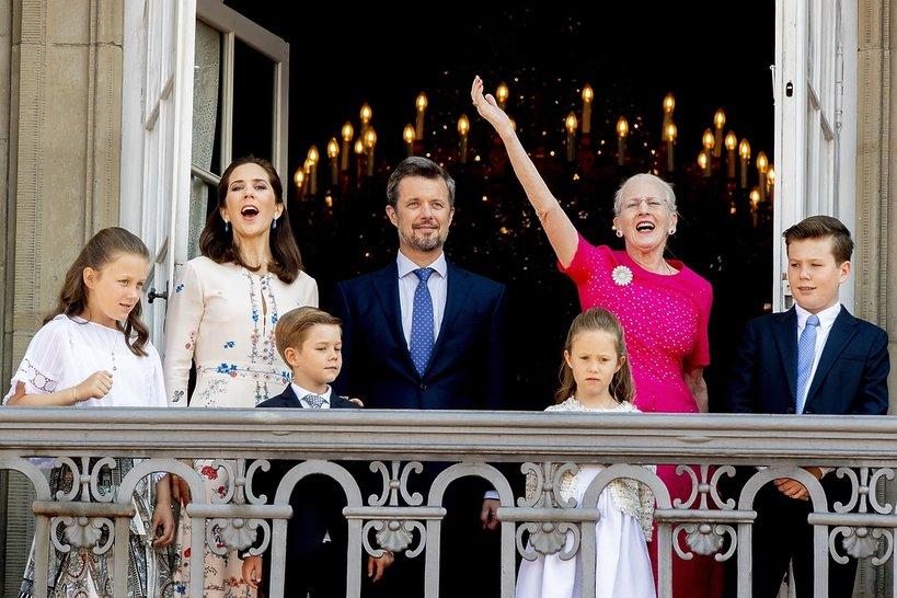 duńska rodzina królewska, księżna Mary, księżna Maria Elżbieta, książę Frederyk, książę Frederic