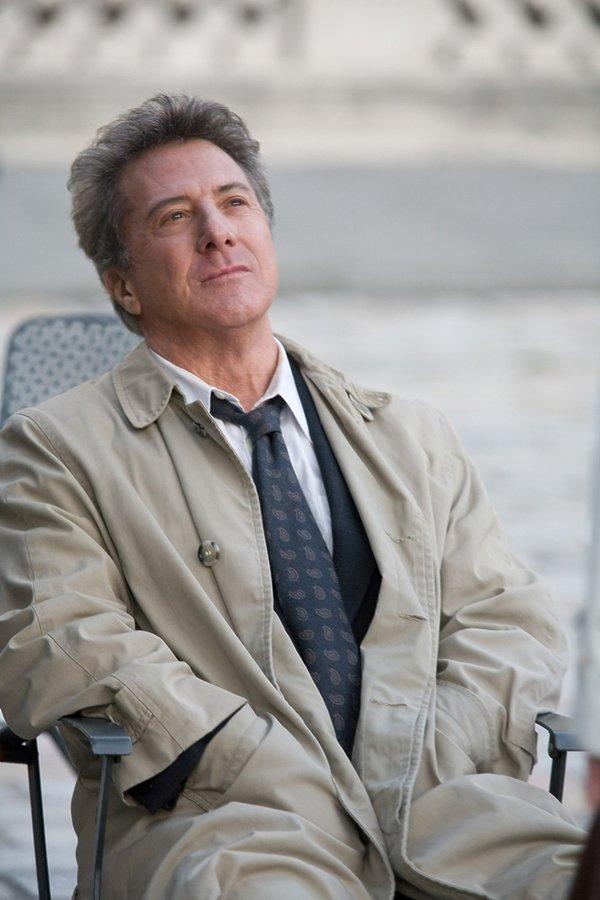 Dustin Hoffman w 2008 roku