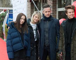 Dzieci i partner Mandaryny, Fabienne Wiśniewska, Xavier Wiśniewski