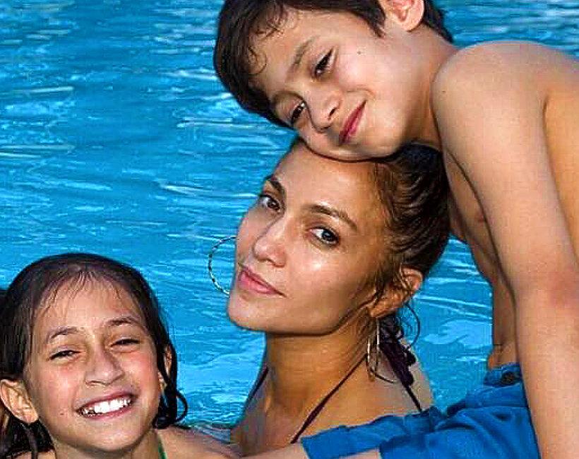 Dzieci Jennifer Lopez