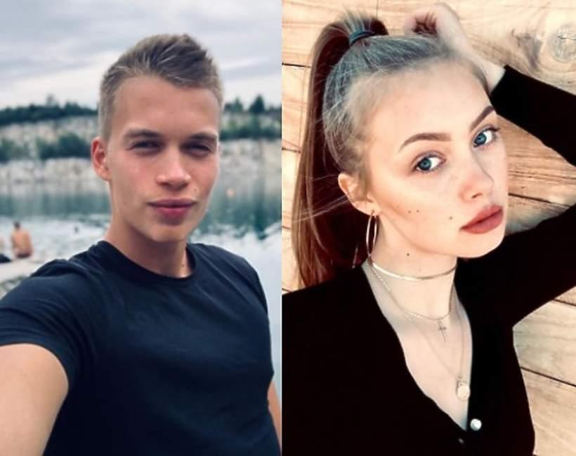 Dzieci Jerzego Kalibabki, Gracja i Jacek Kalibabka