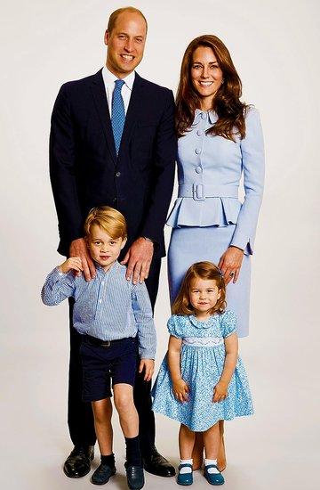 Dzieci Kate i Williama