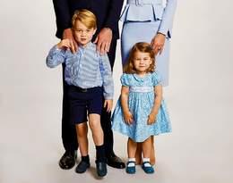 Najsłodsze dzieci na świecie, czyli księżniczka Charlotte i książę George na chrzcie brata