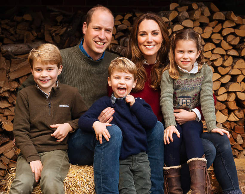 Dzieci Kate i Williama: George, Charlotte, Louis