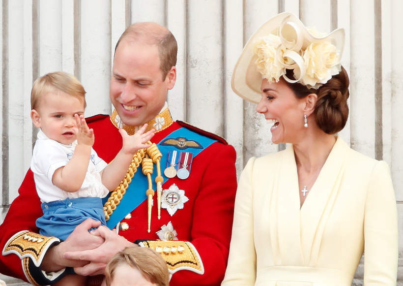 Dzieci Kate i Williama: Louis