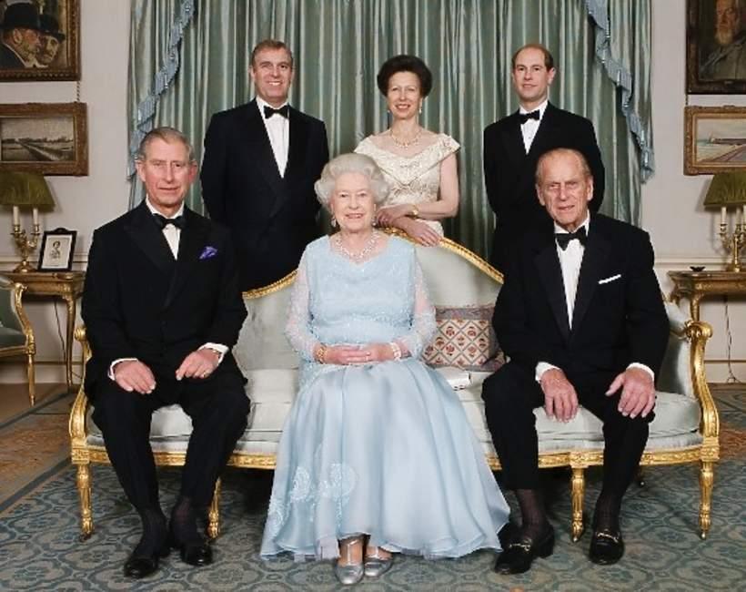 Dzieci królowej Elżbiety  II