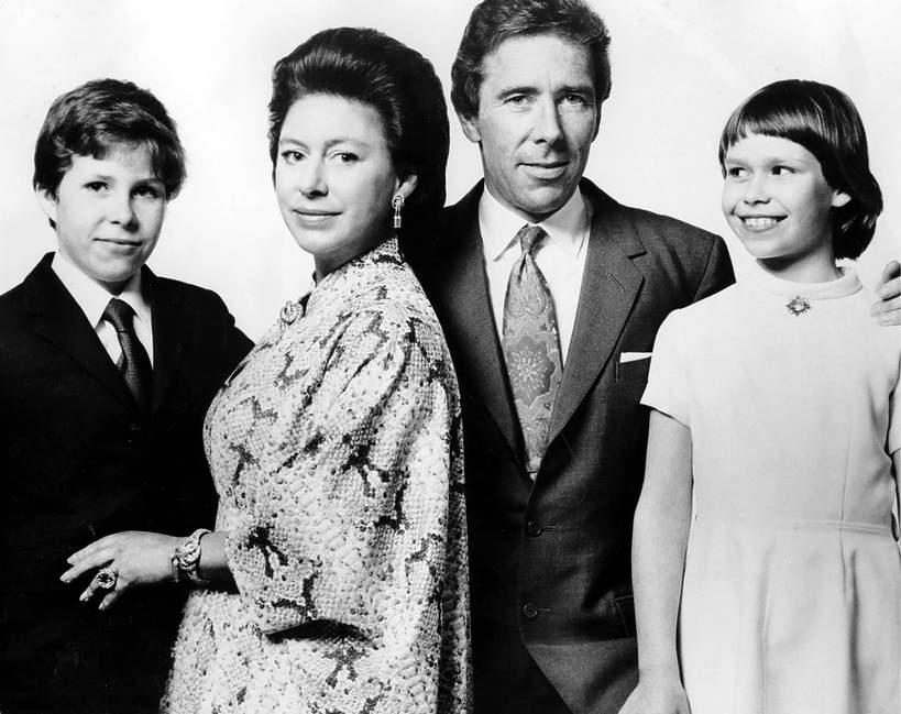 Dzieci księżniczki Małgorzaty: Daniel Armstron-Jones, Sarah Chatto