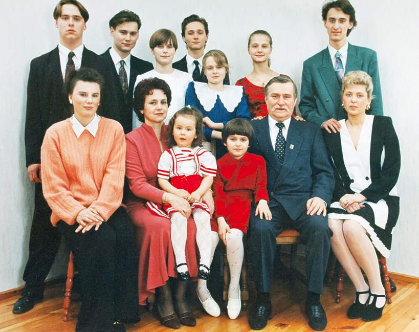 Dzieci Lecha Wałęsy, Lech Wałęsa, Klan Wałęsów