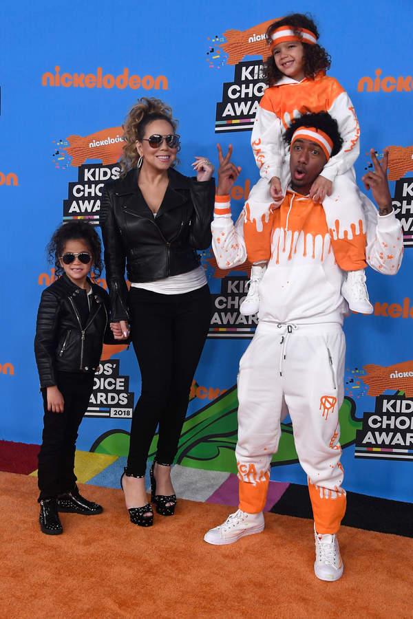 Dzieci Mariah Carey - jak wyglądają Monroe i Moroccan?