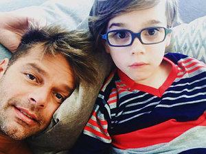 Dzieci Ricky'eo Martina, Ricky Martin