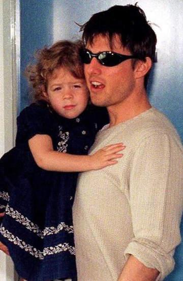Dzieci Toma Cruise'a kościół scjentologiczny