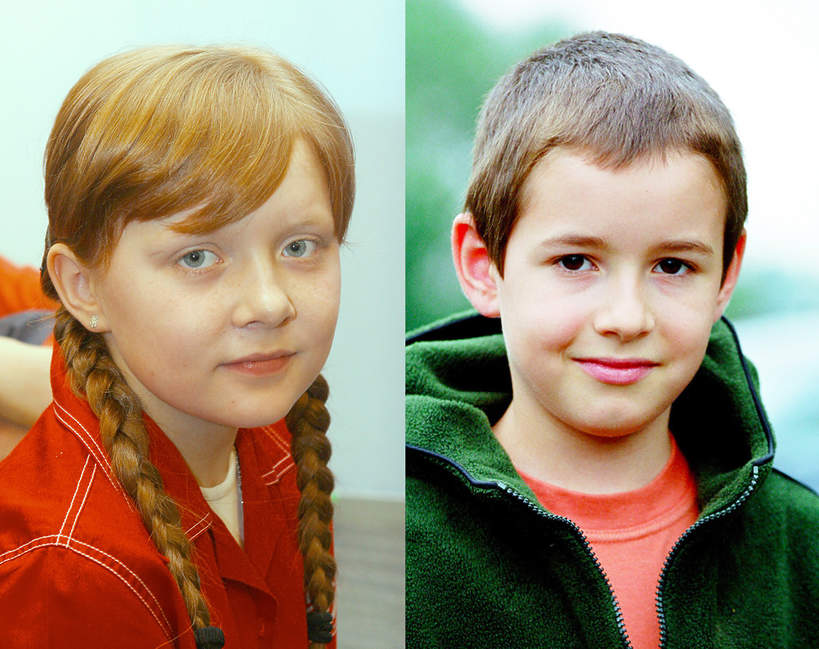 Dzieci z M jak miłość kiedyś i dziś