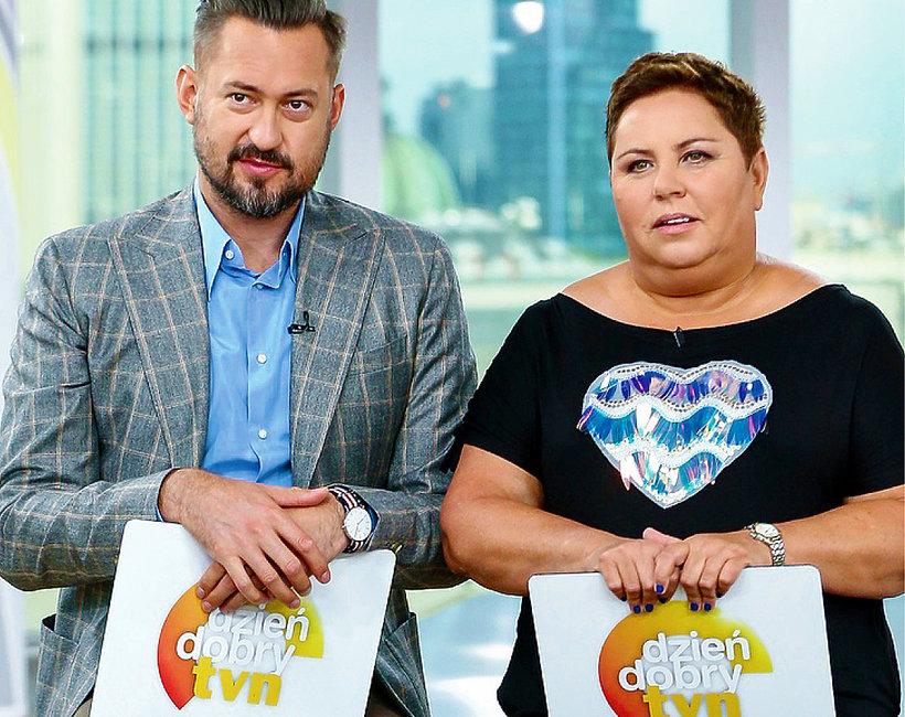 Dzień dobry TVN, Dorota Wellman, Marcin Prokop