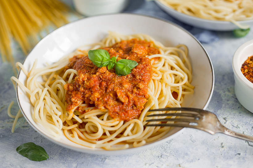 Dzien spaghetti