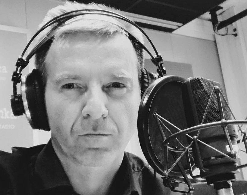 dziennikarz Bogdan Sawicki nie żyje