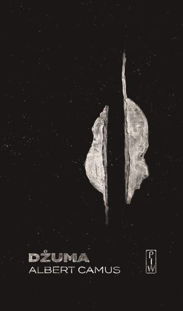Dżuma, okładka