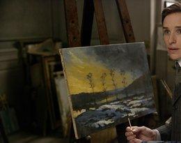 Eddie Redmayne jako Einar Wegener