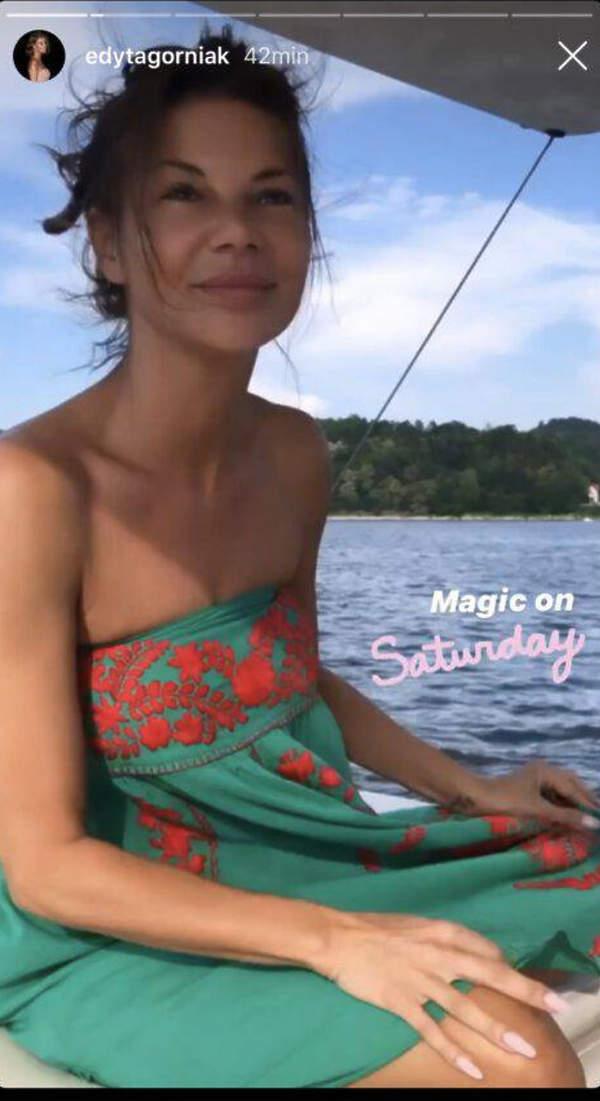 Edyta-Gorniak-jacht-jezioro-2020