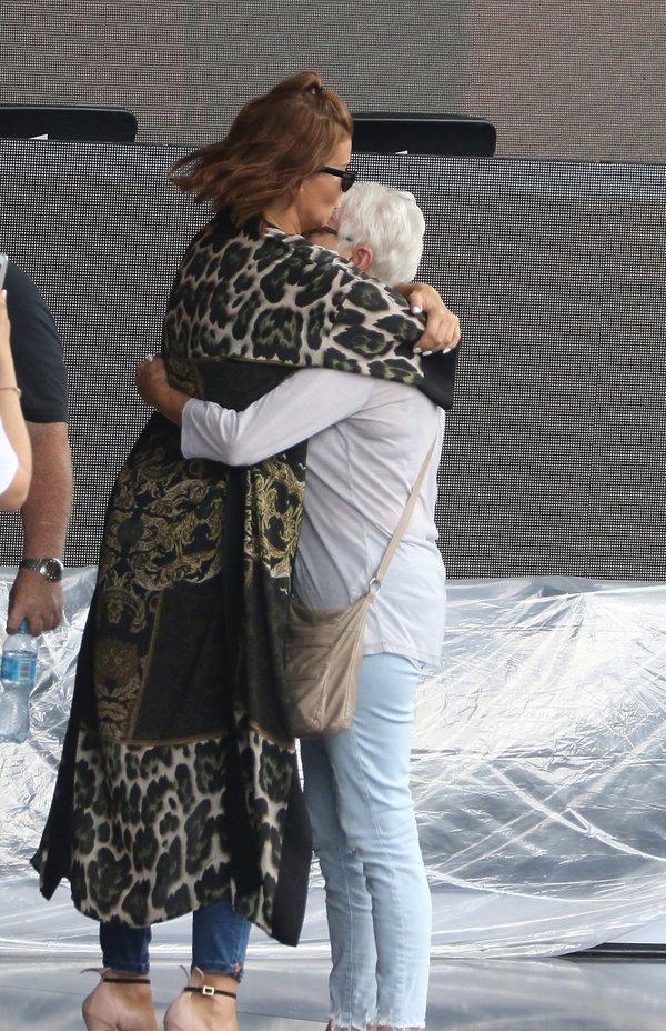 Edyta Górniak z mamą, mama Edyty Górniak