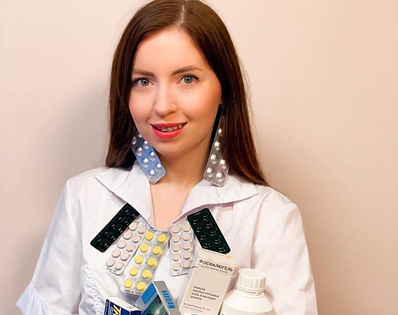 Ekaterina Didenko, blogerka z Rosji