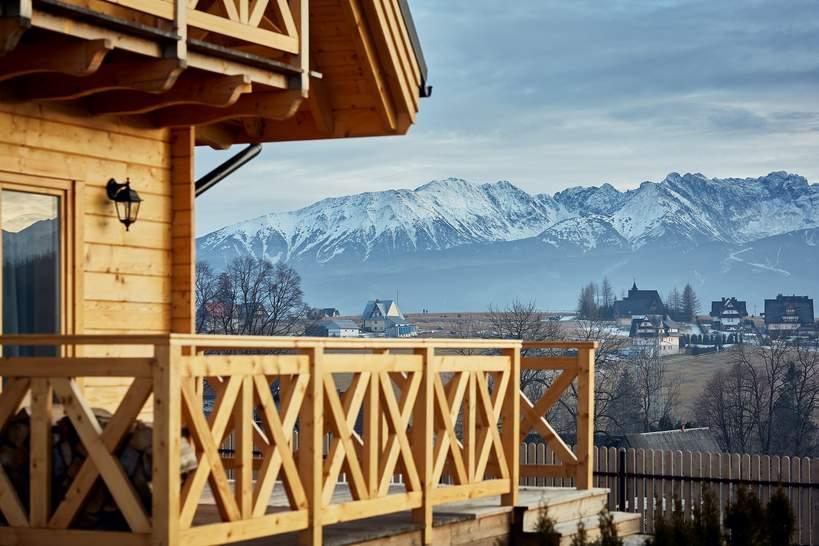 Eko dom Almette w Tatrach