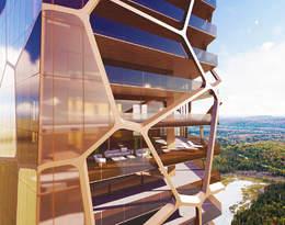 Design przyszłości! Ekologiczny projekt wieżowca w Kanadzie!
