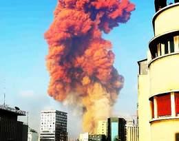 Dziesiątki ofiar, tysiące rannych. Dramatyczne skutki eksplozji w Bejrucie