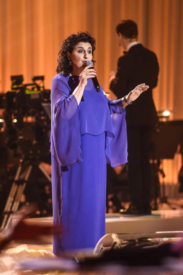 Eleni na koncercie walentynkowym Polsatu, 2021 rok
