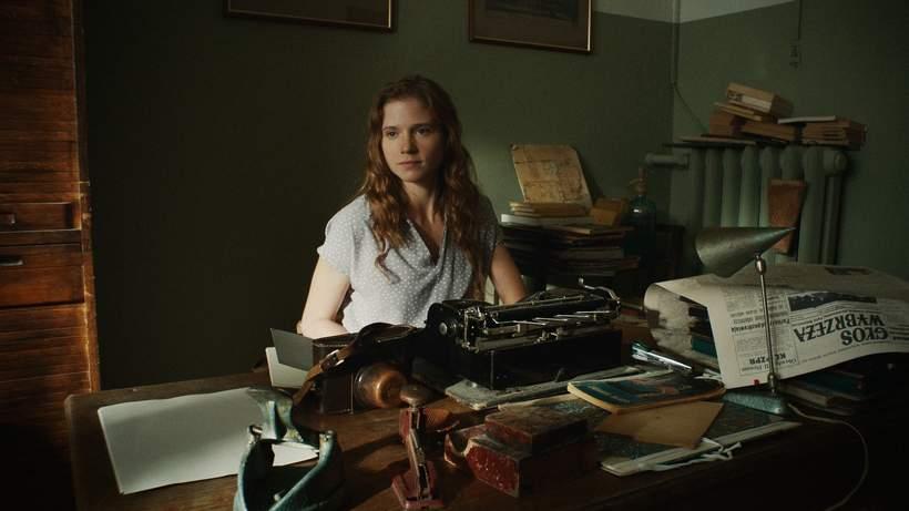 Eliza Rycembel w serialu